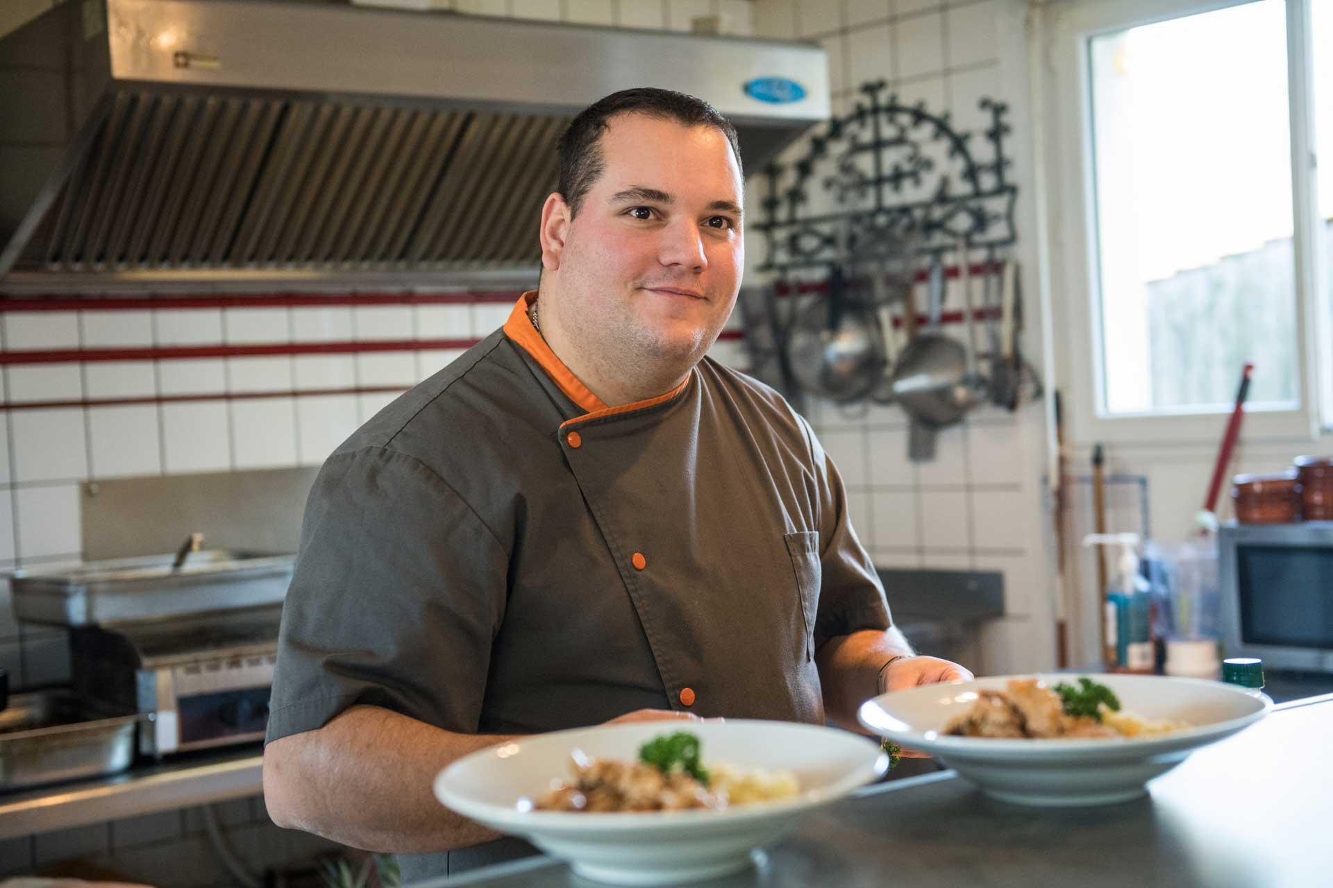 chef cuisiner